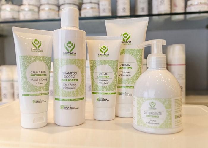 cura della pelle farmacia santa teresa ravenna