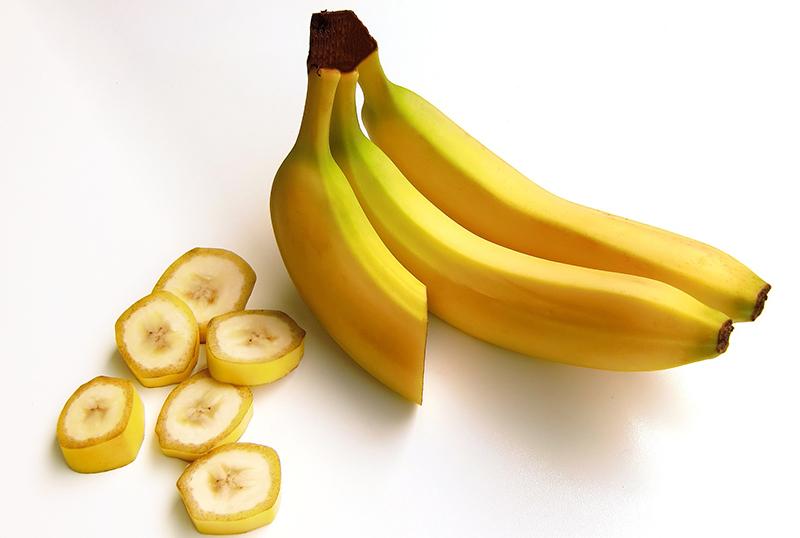 Maschera alla banana